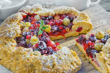 Summer Crostata Or Galette Pie...