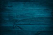 Dark Blue Wooden Texture.