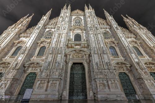 Fotografie, Obraz  Milan Cathedral - Italy