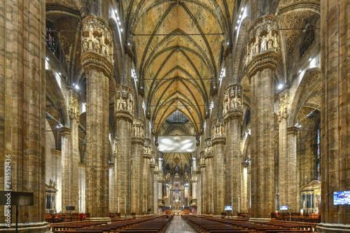 Fototapeta Milan Cathedral - Italy obraz