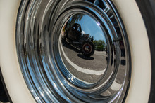 Hot Rod Reflection