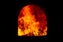 Flame In The Incinerator