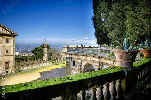Photo  Villa Aldobrandini in Frascati
