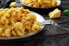Homemade Baked Macaroni And Ch...