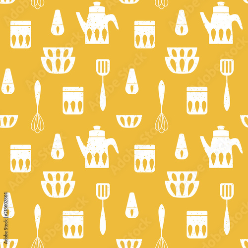 cooking-monochrome-repetitive-background-for-kitchen-simple-vector-seamless-pattern-for-kitchen-fabrics-napkins-wrapping-paper