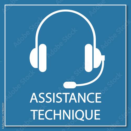 Logo assistance technique. Wallpaper Mural