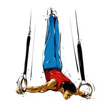 Gymnastics Rings 2