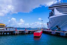 Colorful Coast Of San Juan Puerto Rico