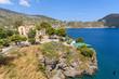 Coast of Lipari Island