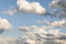 Emerging Storm Clouds Blotchy