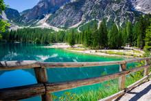 Pragser Wildsee 2018-11 Südtirol Dolomiten