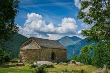 Hermitage Of Sant Quirc De Tau...