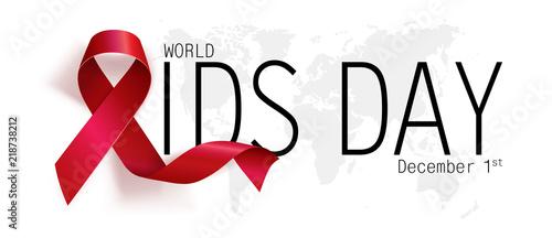 Aids Awareness Canvas Print