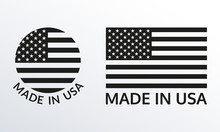 Made In USA Logo Or Label Set....