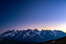Scenic View Of Beautiful Swiss...