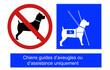 canvas print picture Panneau signalisation