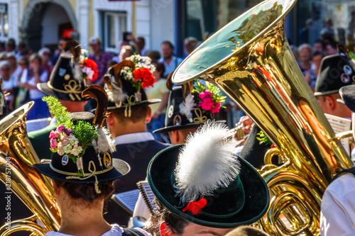 Fotografia bavarian musician