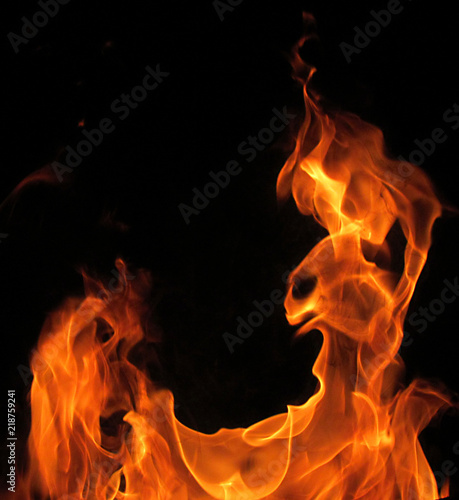 Photo Stands Fire / Flame Fascinating photos of the flames