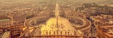 We Banner, Panoramic Aerial Vi...