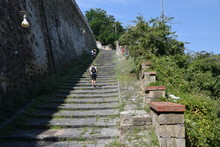 Pedamentina, Napoli; Stairs Of...