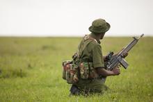 Kenyan Ranger