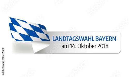 Foto Landtagswahl Bayern 2018