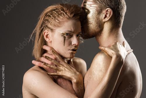 Fotografie, Obraz  strangle concept