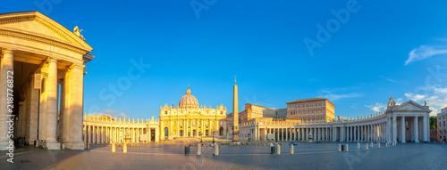 Obraz na płótnie Panorama of St