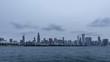 Sunrise Time Lapse of the Chicago Skyline 4K