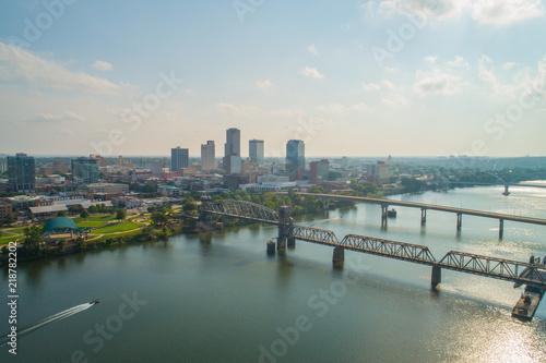 Photo Aerial photo Little Rock Arkansas