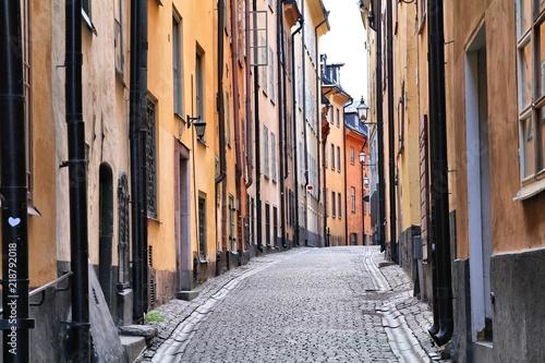 Photo  Stockholm Gamla Stan