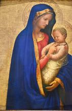 Madonna Casini Di Masaccio - G...