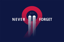 9/11 USA Never Forget Septembe...