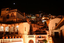 City View Of Taxco, Mexico