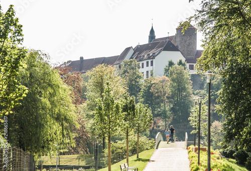 Fotomural Schloss Bad Iburg