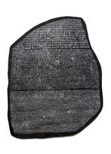 Rosetta Stone, Key To Decipher...