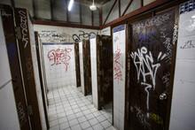 Ghetto Restroom / Toilet