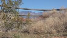 Tumbleweeds And Fence
