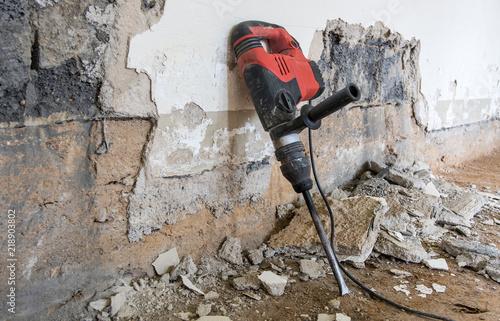Obraz na płótnie Haussanierung