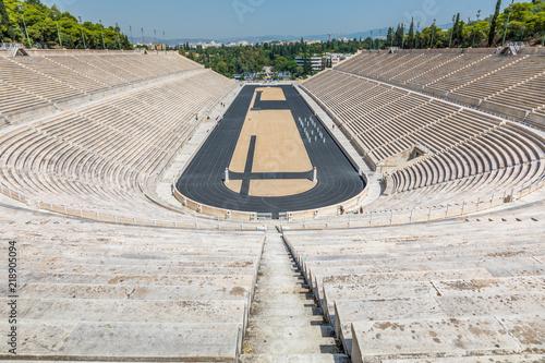 Stade des Panathénées à Athènes
