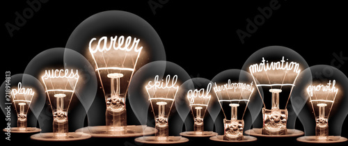 Photo  Light Bulb Concept