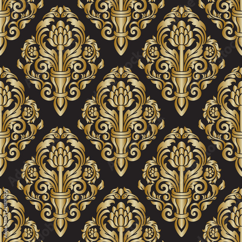 vector-vintage-floral-seamless-pattern-element-vector-damask-seamless-pattern-background