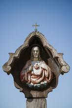 Rzeźba Najświętsze Serce Pana Jezusa