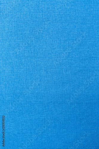 Tuinposter Stof Blue fabric texture