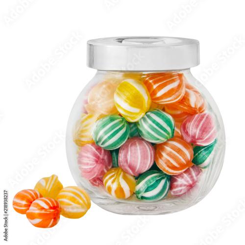 Tuinposter Snoepjes Bonbons