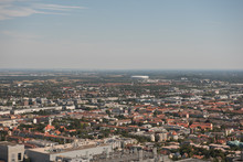 View Of Allianz Arena And Muni...