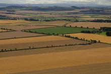 Fields Of East Lothian, Scotland