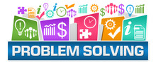 Problem Solving Business Symbo...