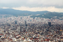 The View Of Barcelona From Mon...