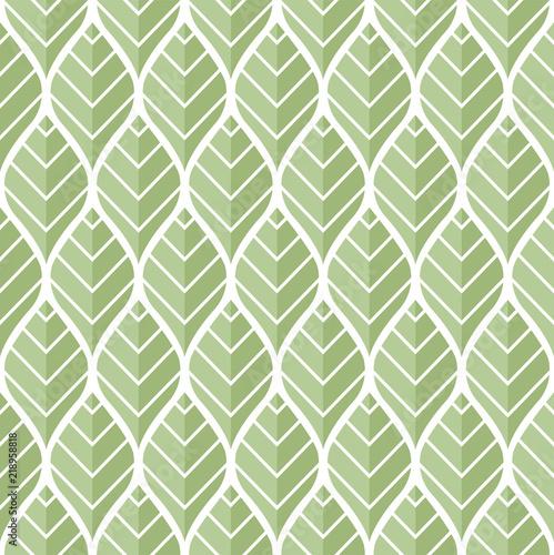 wektor-zielonych-lisci-bez-szwu-desen-streszczenie-tlo-siatki-geometryczna-tekstura